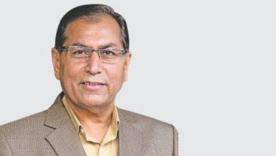Photo of Mr. R.P. Patel