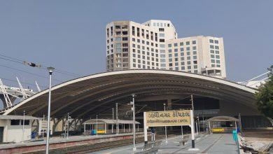 Photo of ફાઇવસ્ટાર હોટલ સાથેના ગાંધીનગર રેલવે સ્ટેશનનું જાન્યુઆરીમાં ઉદઘાટન, દેશમાં રેલવે ટ્રેક પરનું પ્રથમ બિલ્ડિંગ
