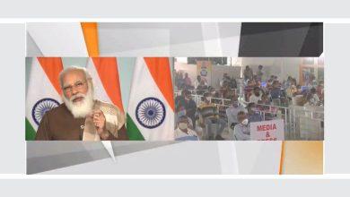 Photo of અમદાવાદ અને સુરત ગુજરાત સહિત દેશને આત્મનિર્ભર બનાવવા માટે સશક્ત શહેરો – વડાપ્રધાન મોદી