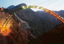 Photo of કાશ્મિર માં દુનિયાનો સૌથી ઊંચો બ્રિજ, આર્કનું કામ પૂરું