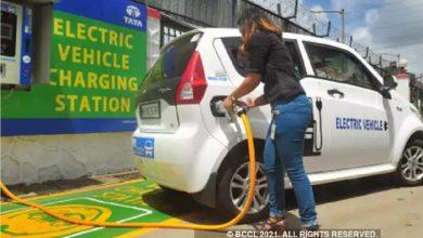 Photo of અમદાવાદ શહેરમાં ઈલેક્ટ્રિક વાહનો માટે 300 ચાર્જિંગ સ્ટેશન બનાવાશે.