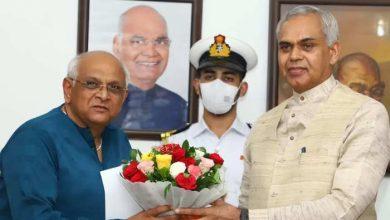 Photo of ઘાટલોડિયાના ધારાસભ્ય, ભુપેન્દ્ર પટેલ બન્યા ગુજરાતના નવા મુખ્યમંત્રી, કાલે માત્ર ભૂપેન્દ્ર પટેલ CM પદના લેશ શપથ.